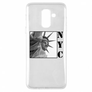 Phone case for Samsung A6+ 2018 NYC - PrintSalon
