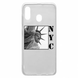 Phone case for Samsung A20 NYC - PrintSalon