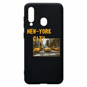 Phone case for Samsung A60 NYC