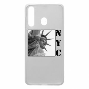 Phone case for Samsung A60 NYC - PrintSalon