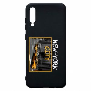 Samsung A70 Case NYC