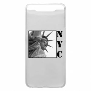 Phone case for Samsung A80 NYC - PrintSalon