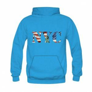 Kid's hoodie NYC