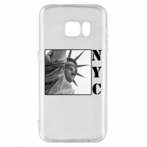 Phone case for Samsung S7 NYC - PrintSalon