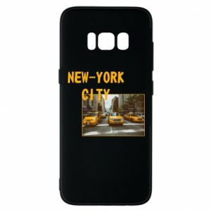Phone case for Samsung S8 NYC