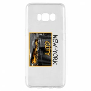 Samsung S8 Case NYC