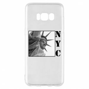 Phone case for Samsung S8 NYC - PrintSalon