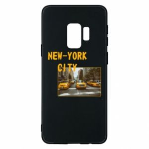 Phone case for Samsung S9 NYC