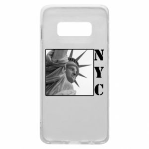 Phone case for Samsung S10e NYC