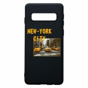 Phone case for Samsung S10 NYC