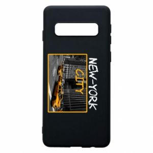 Samsung S10 Case NYC