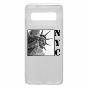 Phone case for Samsung S10 NYC - PrintSalon