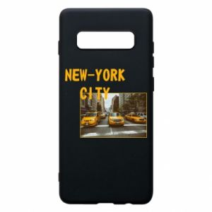 Phone case for Samsung S10+ NYC