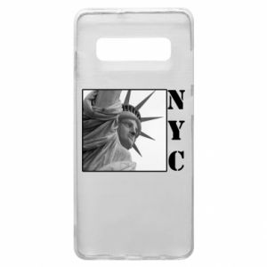 Phone case for Samsung S10+ NYC - PrintSalon