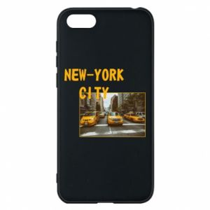 Phone case for Huawei Y5 2018 NYC