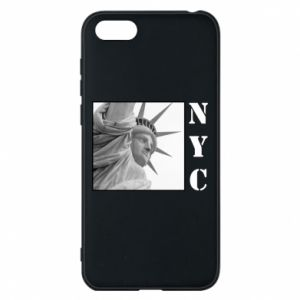 Phone case for Huawei Y5 2018 NYC - PrintSalon
