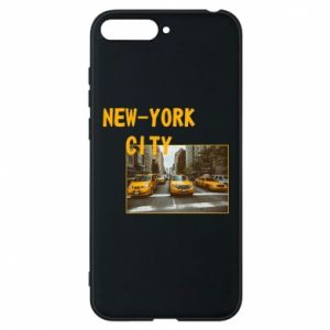 Phone case for Huawei Y6 2018 NYC