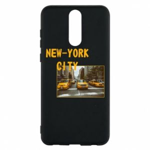 Phone case for Huawei Mate 10 Lite NYC