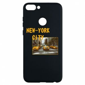 Phone case for Huawei P Smart NYC