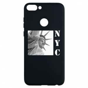 Phone case for Huawei P Smart NYC - PrintSalon