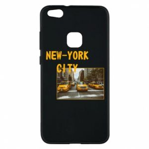 Phone case for Huawei P10 Lite NYC