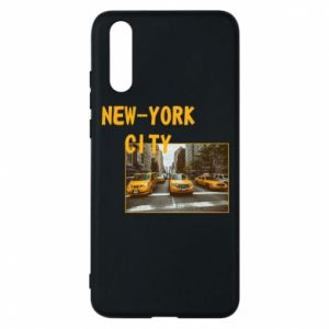 Phone case for Huawei P20 NYC
