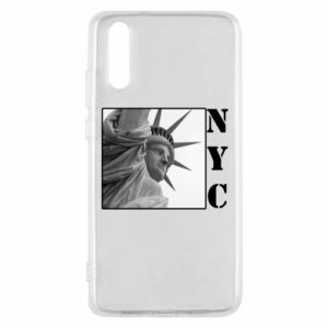 Phone case for Huawei P20 NYC - PrintSalon