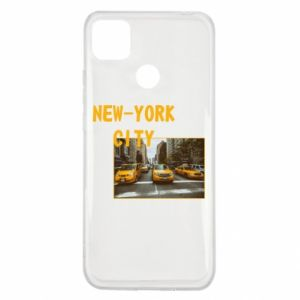 Xiaomi Redmi 9c Case NYC