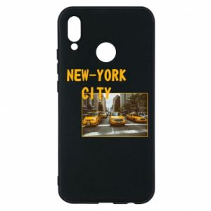 Phone case for Huawei P20 Lite NYC