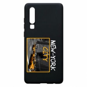 Phone case for Huawei P30 NYC