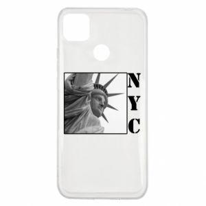 Xiaomi Redmi 9c Case NYC