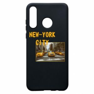 Phone case for Huawei P30 Lite NYC