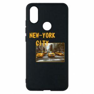 Xiaomi Mi A2 Case NYC