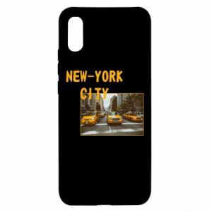 Xiaomi Redmi 9a Case NYC