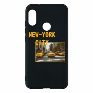 Phone case for Mi A2 Lite NYC