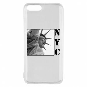 Phone case for Xiaomi Mi6 NYC