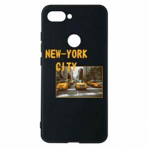 Xiaomi Mi8 Lite Case NYC
