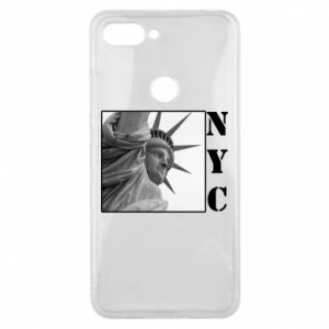 Etui na Xiaomi Mi8 Lite NYC - PrintSalon