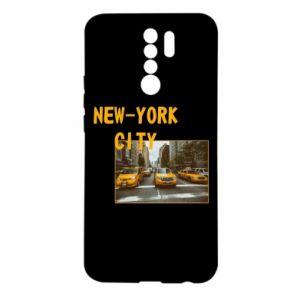 Xiaomi Redmi 9 Case NYC