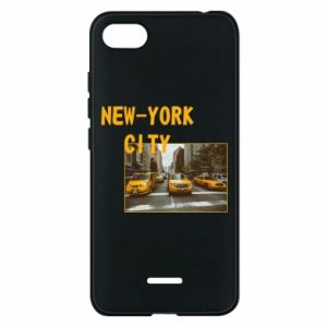 Xiaomi Redmi 6A Case NYC