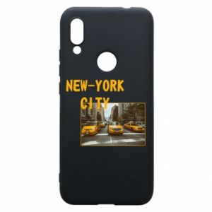 Phone case for Xiaomi Redmi 7 NYC