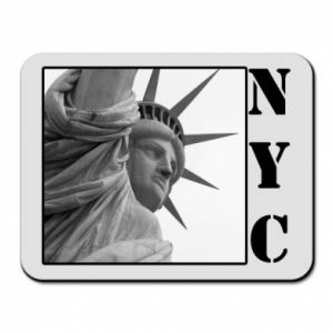 Mouse pad NYC