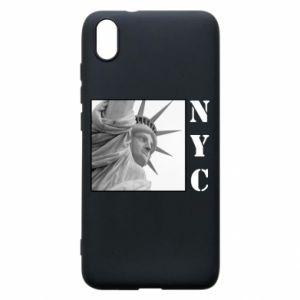 Etui na Xiaomi Redmi 7A NYC - PrintSalon