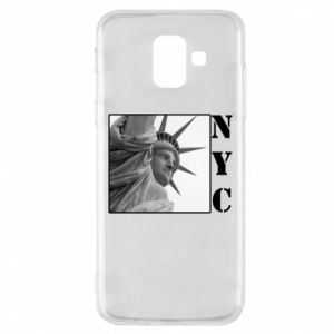 Phone case for Samsung A6 2018 NYC - PrintSalon