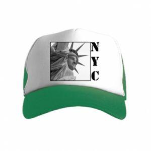 Kid's Trucker Hat NYC