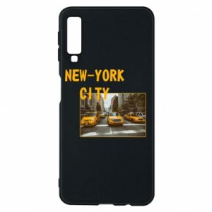 Phone case for Samsung A7 2018 NYC