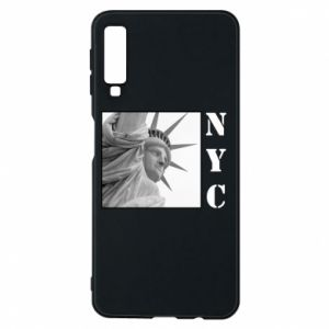 Phone case for Samsung A7 2018 NYC - PrintSalon