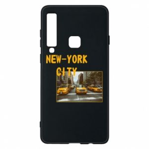 Phone case for Samsung A9 2018 NYC