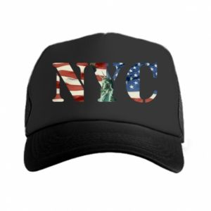 Trucker hat NYC