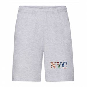 Men's shorts NYC